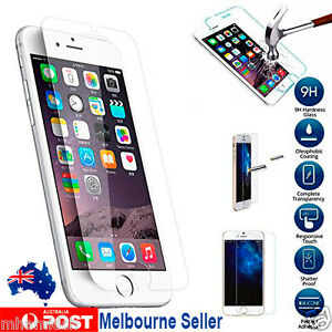 """Tempered Glass Screen Protectors for Apple iPhone 6 6s / iPhone 7 4.7"""" Aus Stock"""