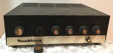 Heathkit AA-50 Integrated Tube Amplifier ** SOME REPAIR REQUIRED **