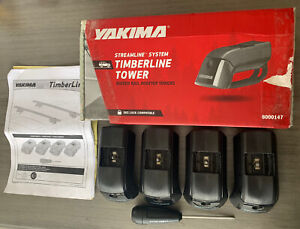 Yakima Timberline Towers In Terrific Used Condition!!