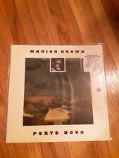 Marion Brown Porto Novo 2020 RSD NEW SEALED LP