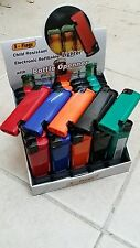 50 BOTTLE OPENER LIGHTERS ELECTRONIC REFILLABLE Cigarette LIGHTERS WHOLESALE