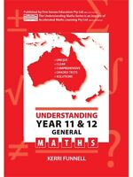 Understanding Year 11/12 General Maths HSC