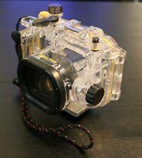 Canon WP-DC51 Waterproof Case for PowerShot S120 Underwater Housing Case