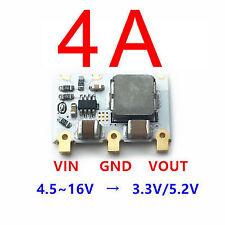 98% 4 A Mini Convertidor DC-DC Buck 5-16 V 9 V 12 V a 5 V Reductor 3.3 V fuente de alimentación