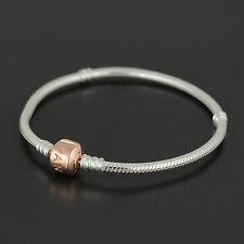 Authentic Genuine Pandora Rose Collection Clasp Bracelet 19cm - 580702-19