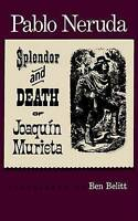The Splendor and Death of Joaquin Murieta-ExLibrary