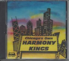 "HARMONY KINGS  ""Chicago's Own Harmony Kings""  NEW SEALED POLKA CD"