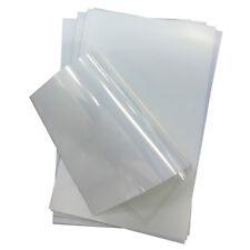 "8.5"" x 11"" Waterproof Inkjet Transparency Film Paper for Silk Screen Print"