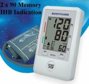 AUTOMATIC UPPER ARM BLOOD PRESSURE MONITOR BP101U
