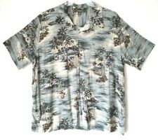 Men's Croft & Barrow Hawaiian Style Shirt w/Pocket, Button Front, XXL NWOT