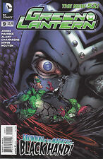 GREEN LANTERN 9...NM-...2012...New 52...Geoff Johns,Doug Mahnke...Bargain!