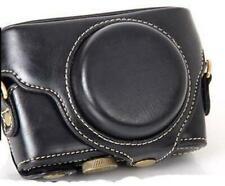 PU Leather Camera Case Bag For Sony Cyber-Shot DSC-RX100 Vi RX100M6