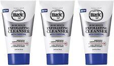 3 Magic Bump Rescue Exfoliating Cleanser Men Pore Charcoal Softsheen Carson 5 oz