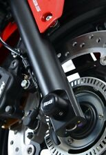 Honda CBR250R 2014 R&G Racing Fork Protectors FP0104BK Black
