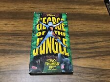 George of the Jungle (VHS, 1997)