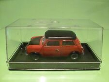 NACORAL MORRIS MINI COOPER - RED 1:25 - GOOD CONDITION IN BOX
