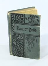 """Dagligt Bröd"" Swedish Prayer Book Lutheran-American Tract Society"