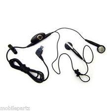 Genuine Samsung Black Stereo Headphones / Earphones for E250 E900 D900 P300 Z720