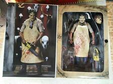 "NECA The Texas Chainsaw Massacre 40th Anniversary Reeltoys ACTION FIGURE 7"" Toy"