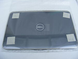 NEW DELL KX87J INSPIRON 17 5721 3721 LID TOP COVER