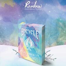Mazzo di carte Bicycle Rainbow (Cedar) Playing Cards by TCC