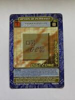 Carte Digimon Digi-zone Eruption BO-209 NEUVE TRES RARE Française