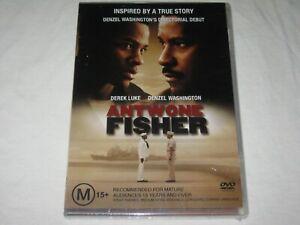 Antwone Fisher - Denzel Washington - Brand New & Sealed - Region 4 - DVD