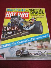 HOT ROD - Nov 1964 vol 17 # 11