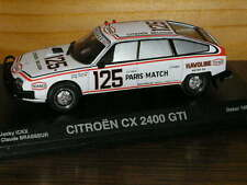 CITROEN CX 2400 GTI DAKAR 1981  NOREV 1/43