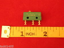 Unimax 5LM1-D Micro Limit Switch Military Spec MS25085-2 Plunger Pin 5a 250V AC