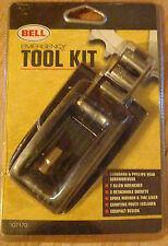 Bell Bike Bicycle Emergency Tool Kit Std & Phillips Head Screw Drivers, & More