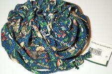 Vera Bradley Indiana Rare Animal Kingdom Jewelry Pouch