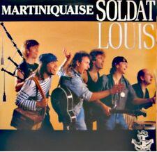 ++SOLDAT LOUIS martiniquaise/trop tard SP 1989 SQUATT VG++
