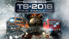 Train Simulator 2016 + Upgrade to 2017 PC *STEAM CD-KEY* Fast Delivery!