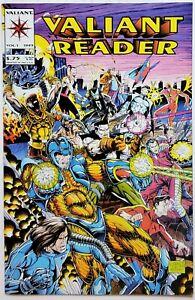 Valiant Reader #1 (1993, Acclaim / Valiant) NM
