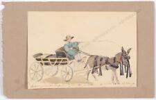 "Princess Henriette Odescalchi (1800-1852) ""Little coachman"" (son Victor)"