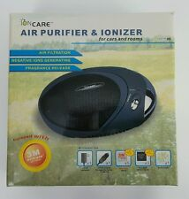 Car and Home NEW IonCare AIR PURIFIER IONIZER SYSTEM Ion Generator 3M Filter