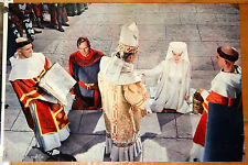 soggettone film EL CID Charlton Heston Sophia Loren Anthony Mann 1961 #2