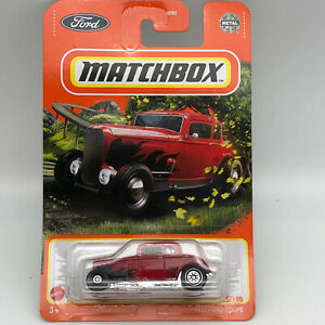 MATCHBOX 1932 FORD COUPE