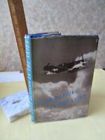 TRAIL BLAZING In The SKIES,1944,Shafto DENE,Illust.by J.Francis CHASE,DJ,Illust