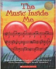 The Music Inside Me (Kids Are Authors) by Marvin Elementary School Students
