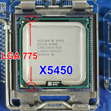 Intel Xeon X5450 3GHz/12M/1333 LGA775 4 core CPU (Equal to Q9650)+ Thermal paste