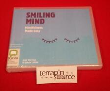 Smiling Mind : Mindfulness Made Easy by James Tutton and Jane Martino (2015) CD