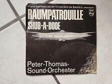 Raumpatrouille - Soundtrack Single  von Phillips (Peter Thomas Orchester)