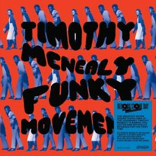 Timothy McNealy - Funky Movement (1LP Vinile) 2017 ora-nuovo Records / RSD BF