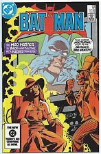 BATMAN #378 Dec 1984 NM+ 9.6 W JASON TODD as ROBIN MAD HATTER NOCTURNA App B/O