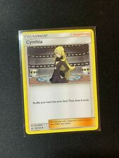 Cynthia - 119/156 - Uncommon Sun & Moon: Ultra Prism NM+ Pokemon Cards