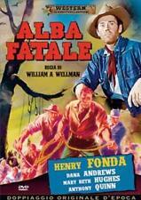 ALBA FATALE  DVD WESTERN