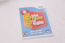 Nintendo Wii -  The Price Is Right 2010 Edition - NEW Sealed