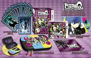 Persona Q: Shadow of the Labyrinth: The Wild Cards Premium Edition (*BRAND NEW*)